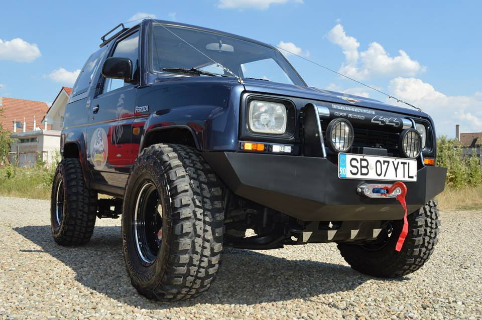 The World's Best Photos of 4x4 and daihatsu - Flickr Hive Mind
